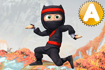 Jeu Clumsy Ninja