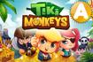 Jeu Tiki Monkeys