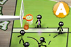 Jeu Stickman Basketball
