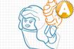 Jeu Apprendre à dessiner : la version super-héros pour Lego