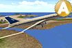 Jeu Flight Simulator - Fly Plane 3D