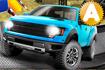 Jeu Monster Truck Parking 3D